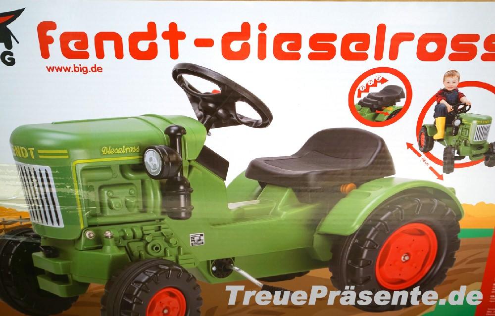 Big spielzeug traktor fendt dieselross
