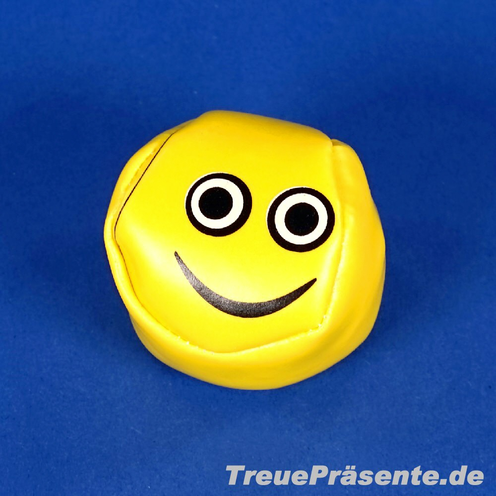 Anti-Stress-Ball Lachgesicht
