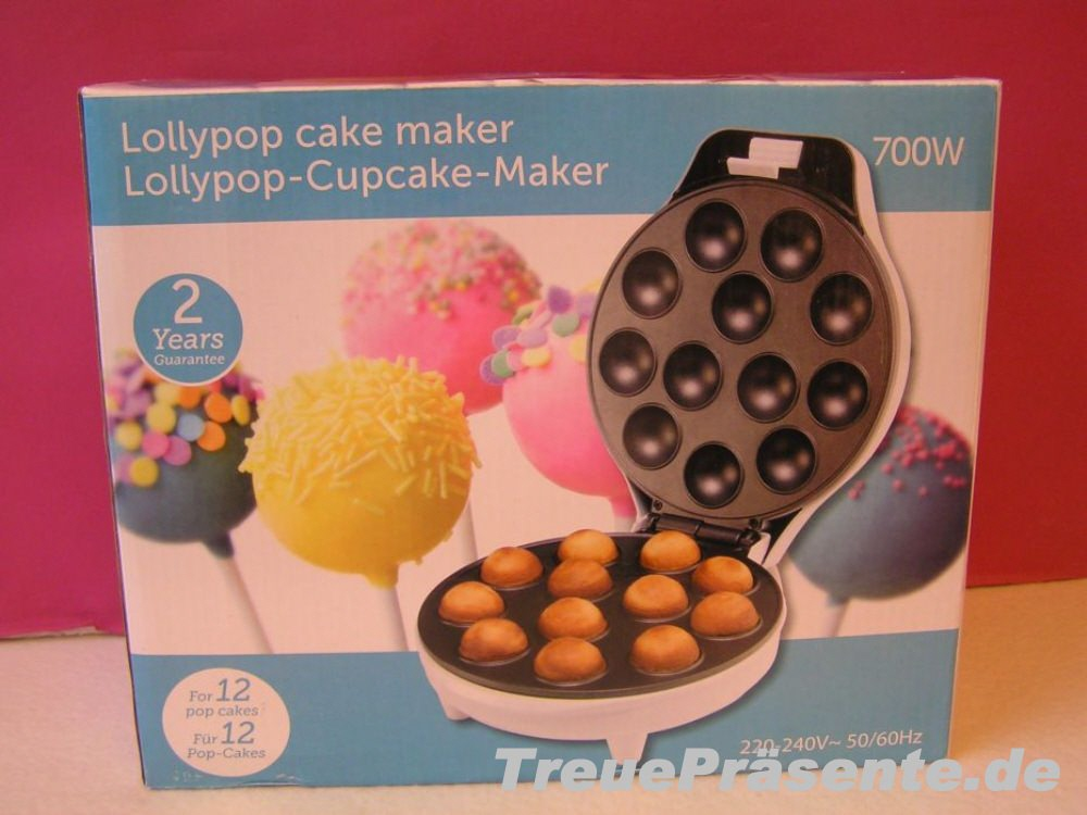Lolly Cup-Cake-Maker